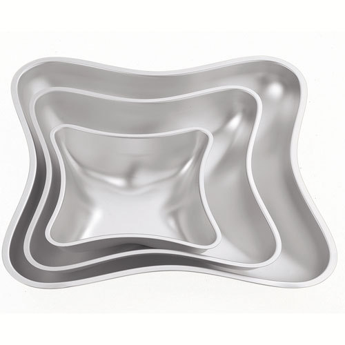 Wilton Performance Pans Kissen Backformen 3/Set