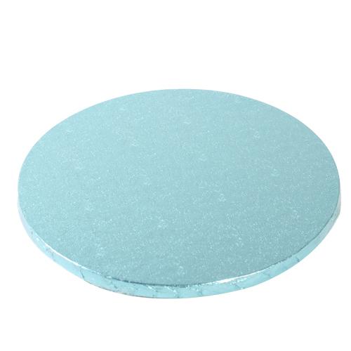 FunCakes Cake Drum rund 10 mm Schwarz Cake Board Round Tortenplatte Tortendeko
