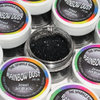 Rainbow Dust dekorativer Glitzer - Sparkles Jewel - Jet Black -5g-